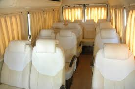 14 Seat Tempo Traveller Rent In Ahmedabad Hire Tempo